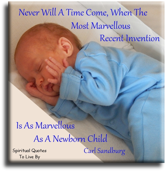 Miracle Baby Quotes: Quotes About Babies To Live By