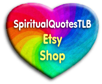 Spiritual Quotes To Live By Etsy Shop