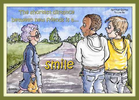 Smile by Sandra Reeves